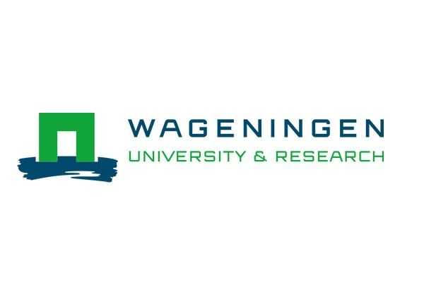 Logo Wageningen University &  Research
